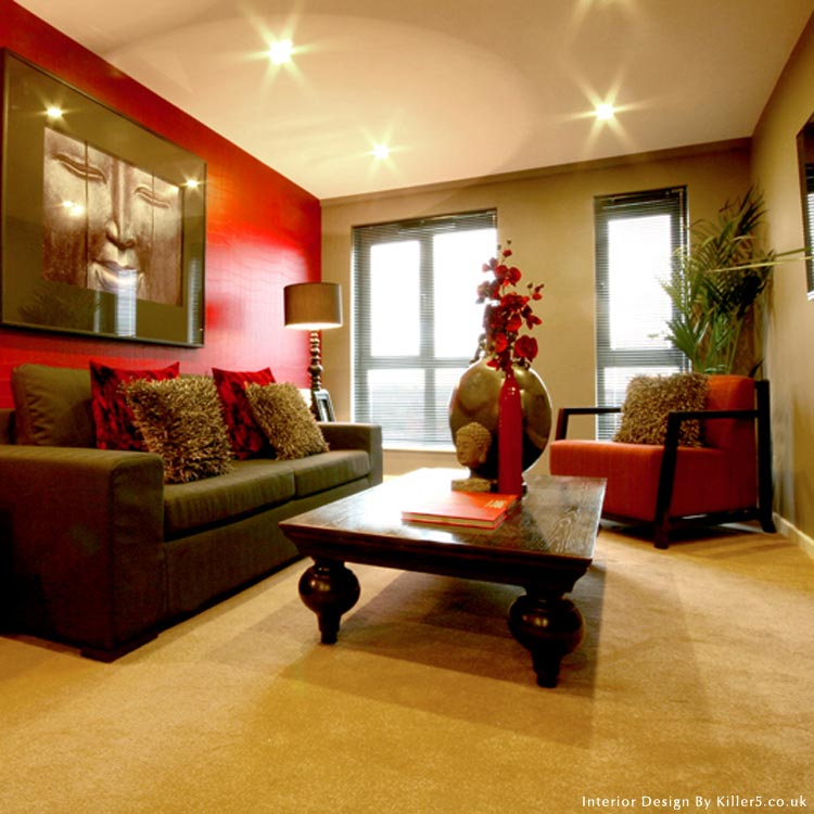 Asian Design Living Room Prepossessing Get The Look At Home Asian Influenced Stunning Ball Leg In A Design Ideas
