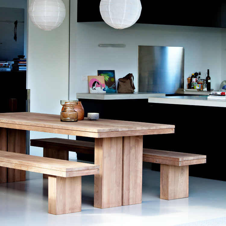 Contemporary_teak_dining_set_double