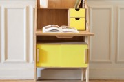 Origami_Bureau_Secretary_Yellow_1