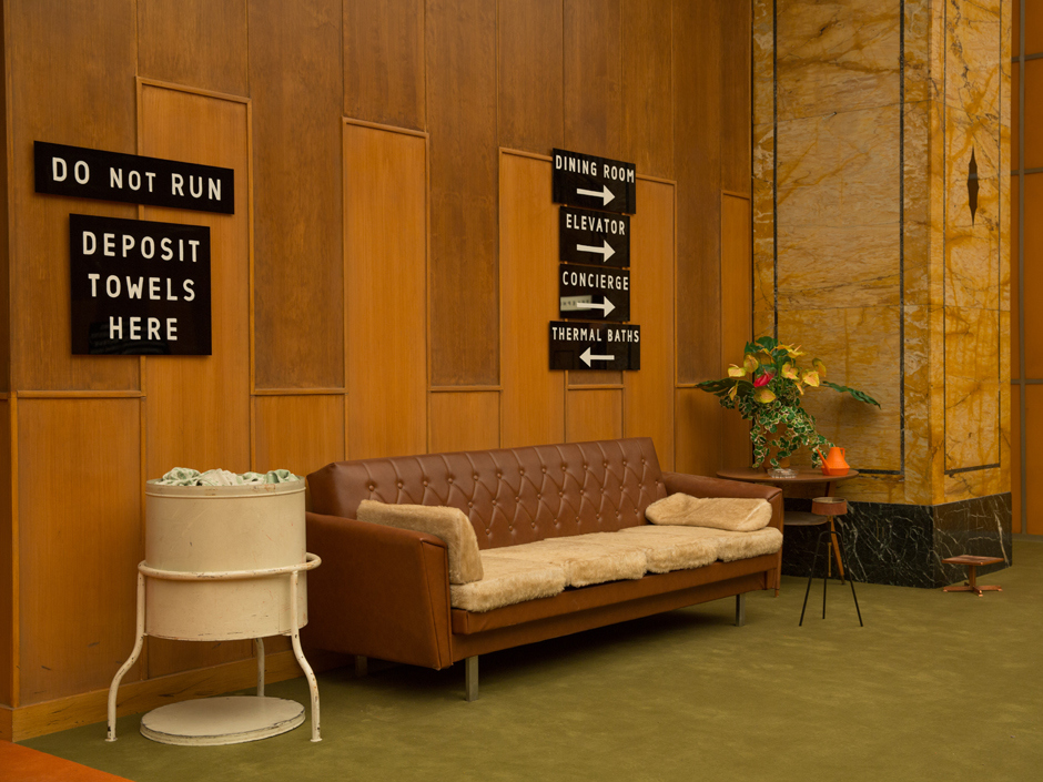 The Interiors of The Grand Budapest Hotel  4Living Blog