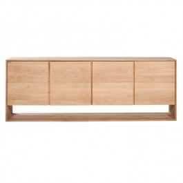 Ethnicraft Large Oak Sideboard - Nordic