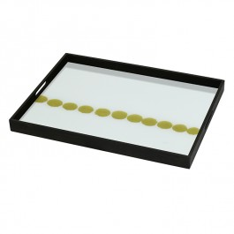 Notre Monde Dotted Line Tray - Clearance