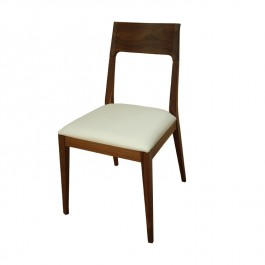 Solid Walnut Dining Chair - Roma