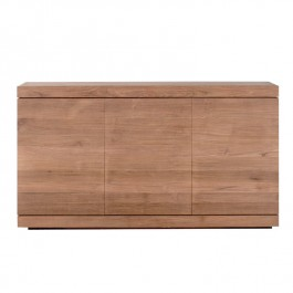 Ethnicraft Teak Large Sideboard Burger 3 Door