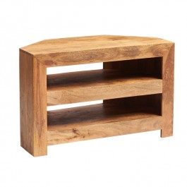 Toko Light Mango Open Corner TV Unit