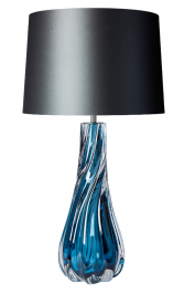 Heathfield Naiad Glass Velvet Blue