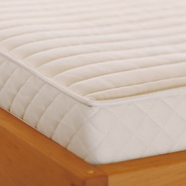 Organic Natural Latex Mattress - Front and Back Sleepers - Euro Single Clearance