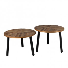 Dutchbone Mundu Coffee Tables set of 2