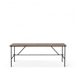Ethnicraft Oscar Teak Desk