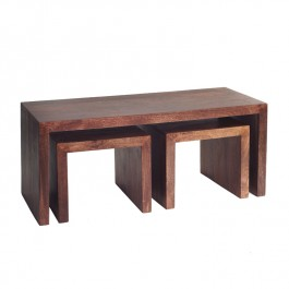Toko Dark Mango Coffee Table