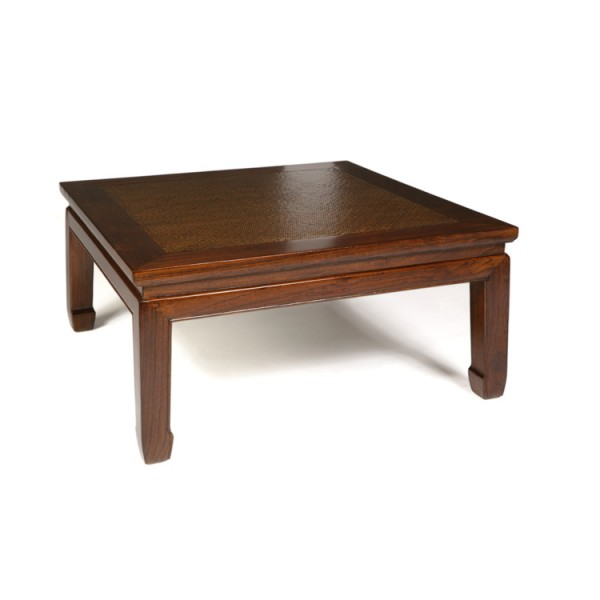 Oriental daybed square coffee table oriental furniture for Coffee tables quick delivery