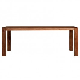 Ethnicraft Teak Dining Table Slice
