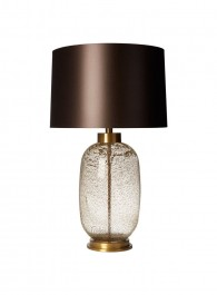 Heathfield Glass Table Lamp - Amelia