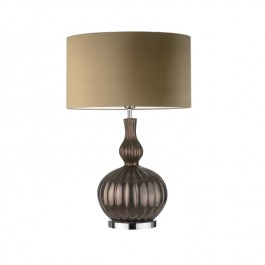 Heathfield Bronze Table Lamp - Celine