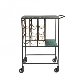 Dutchbone Serving Trolley