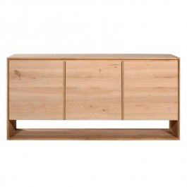 Ethnicraft Oak Sideboard Nordic