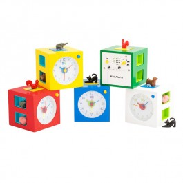 Kids Alarm Clock Cube