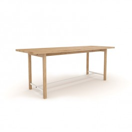 Oak Dining Table Squeeze
