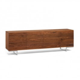 Kluskens solid walnut sideboard bellagio walnut bedroom for American black walnut bedroom furniture