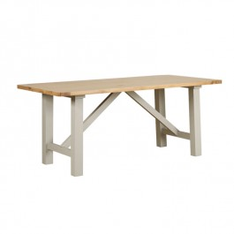 Bordeaux Trestle Dining Table