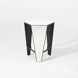Mirror Side Table - Smart
