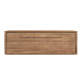 Ethnicraft Teak Sideboard 257 Elemental
