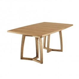Extending Oak Dining Table Skovby 22