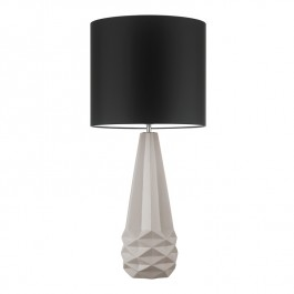Heathfield Salerno Ivory Lamp Heathfield