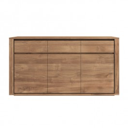 Ethnicraft Teak Sideboard Elemental