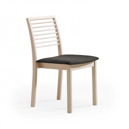 Skovby White Oiled Oak Dining Chair #91