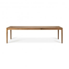 Ethnicraft Teak Extending Dining Table Bok