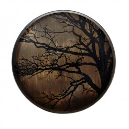Black Tree Tray By Notre Monde