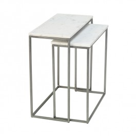 Conran Duo of Side Tables Chelsea