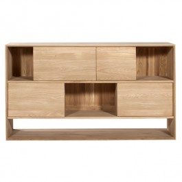 Ethnicraft Oak Shelving Nordic