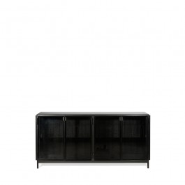 Ethnicraft Metal Anders 4 Door Sideboard