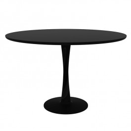 Ethnicraft Torsion Dining Table Black