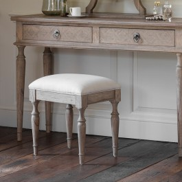 Mustique Dressing Stool Hudson Living