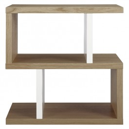 Conran Counter Balance Side Table - White
