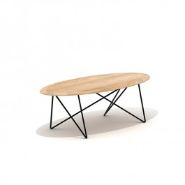 Oak Coffee Table Orb