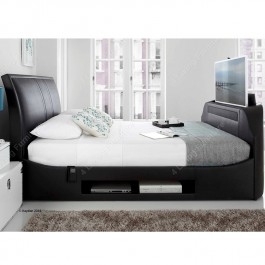 Kaydian Maximus Leather Bed