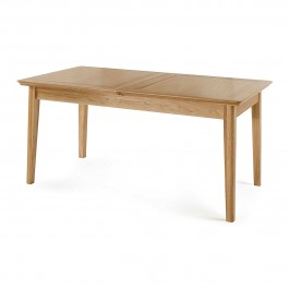 Oak 4-6 Dining Extending Table Spirit