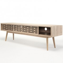 Wewood Oak TV Media Unit