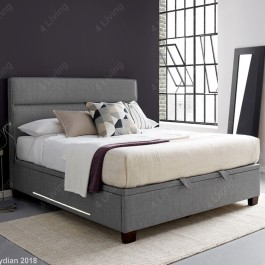 Kaydian Chilton Bed with USB Ports