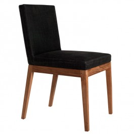 Ethnicraft Teak Dining Chair Espresso