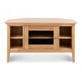 Oak Corner TV Unit Spirit