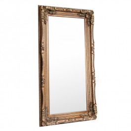 Mirrors by Gallery Carved Louis Frame Gold