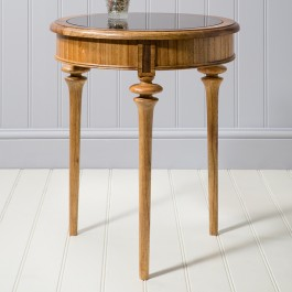 Frank Hudson Spire Round Side Table
