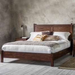 Gallery Boho Retreat Bed