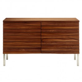 Conran Wave Sideboard Walnut Medium