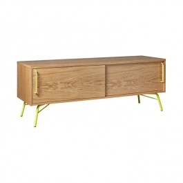 Ashburn Oak TV Media Unit